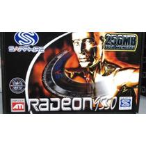 Placa De Vídeo Sapphire Ati Radeon 9550 256mb Agp
