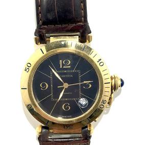 b6cce54b448 Relógio Cartier Pasha Seatime 40mm Pulso - Relógio Masculino no ...