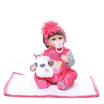 Bebê Reborn Parece De Verdade Mamadeira Certidão Promoção