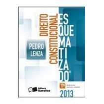Livro Direito Constitucional - Esquematizado Pedro Lenza