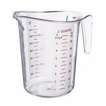Taza Medidora Mea-200 1.89l Cocina Cocinar Pastel Repostería