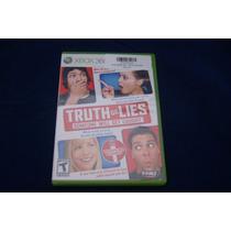 Jogo Xbox 360 - Truth Or Lies