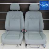 Juego Asientos Butacas Cuero Chevrolet Optra Original