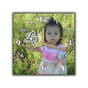 Souvenir Relojes Personalizados Y Empresariales X10 Und.