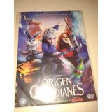 Dvd El Origen De Los Guardianes