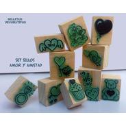 Amor Y Amistad, Día De San Valentín - I Love Rubber Stamps