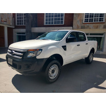 Ford Ranger 4p Pickup Xl Doble L4 2.5 Man 2015