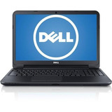Notebook Dell 15.6 Intel Core I3 4gb 500gb Zonalaptop