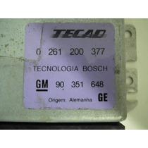 Módulo De Injeção Vectra ,omega 96 2.0 Mpfi 0261200377 Sedex