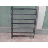 Parrilla Detecho Aluminio Para Carro(maletero)incluy Jg Faja