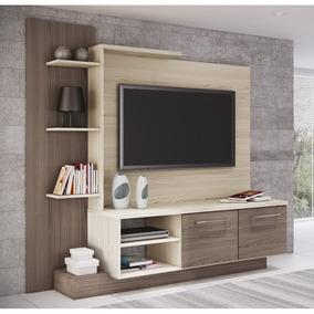 Estante Home Theater Decibal Es110 Para Tv De Até 52 Com 2