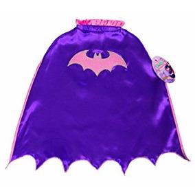 Disfraz Para Niña Mi Súper Mejores Amigos Batgirl Cabo Con
