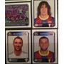 Lote De 7 Figuritas Uefa Champions League 2010-2011.