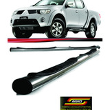 Accesoriosweb Estribo Tubular Cromado Chevrolet Luv 14051
