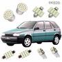Acessório Kit Lâmpadas Led Para Fiat Tipo - Original Ekileds