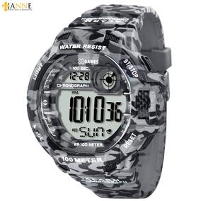Relógio Masculino Xgames Xmppd288 Bxgp Camuflado Militar
