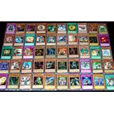 Lote De 65 Cartas De Yugioh Originaisvarias Cartas Variedade