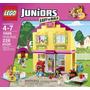 Lego Juniors 10686 Casa Familiar 226 Pzs