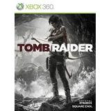 Tomb Raider Xbox 360 Original Código 25 Digitos Imediato