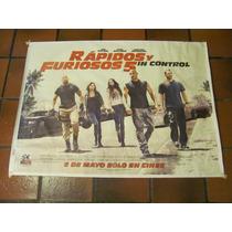 Afiches De Cine Antiguo Y Original Con Vin Diesel