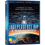 Blu-ray 3d + 2d Independence Day : O Ressurgimento Original