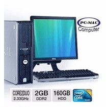 Promocion #2 Core Duo 2.33ghz,2gb,160gb + Monitor Lcd 17