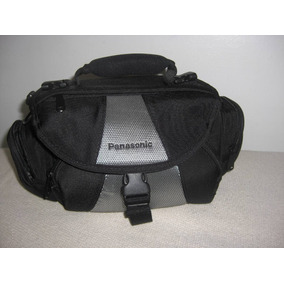 Bolso Porta Camara Profesional Panasonic Completamente Nuevo
