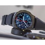 Reloj Smart Watch Samsung Gear S3 Frontier Sm-r760 Usa