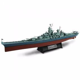 Uss Battleship Missouri Bb-63 (new Package) - Tokyo Bay 1945