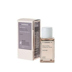 Perfume Pimenta Rosa Korres + Creme Mãos