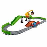 Ferrovia Thomas And Friends Reg E Ferro Velho - Fisher Price