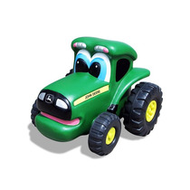 Tractor Primera Coleccion En Plasticol John Deere Original