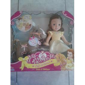 Muñeca Princesa Bella De Disney