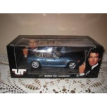 Bmw Z3 1:18 Ut Models Do Filme James Bond 007 Goldeneye