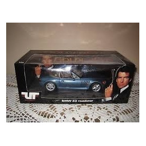 Bmw Z3 1:18 Ut Models Do Filme James Bond 007 Goldeneye