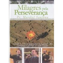 Milagres Pela Perseverança Padre Mardiel Santana Dvd Novo