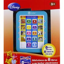 Disney Clasicos Lector Magico Y Biblioteca De 8 Libros Dial
