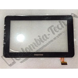 Touch Screen Tactil Vidrio Para Tablet Bgh Positivo L701 Tv