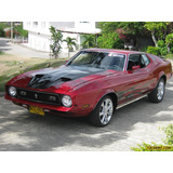 Ford Mustang Gt Coupe At 4600cc 2p