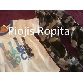 Remeras Con Aplique Bordado Rock Y+ Ropa Importada Gap Polo
