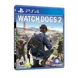 Watch Dogs 2 Ps4 Nuevo Sellado Original Fisico