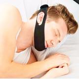 Faixa Anti Ronco Anti Apneia Poliamida Lavável Durma Melhor