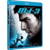 Blu-ray - Missão Impossível 3 - Tom Cruise - Lacrado