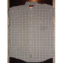 Camisa Casual Para Hombre Timberland Talla L Para Hombre