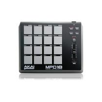 Akai Mpd18 Controladora Dj Sampler Midi Usb Akai Mpd18