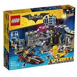Lego 70909 Intrusos En La Baticueva Batman Movie Maestro Dhl