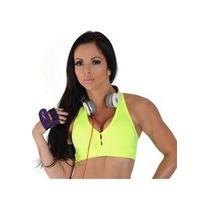 Kit 10 Top Fitness Academia Ginástica Atacado Pronta Entrega
