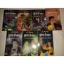 Harry Potter Libros 1 A 7 Portada Suave J. K. Rowling Dhl