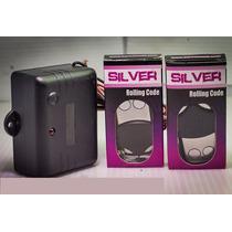 Receptor Silver Con Dos Controles Krom