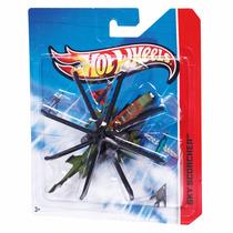Hot Wheels Aviões Skybusters Sky Scorcher - Mattel